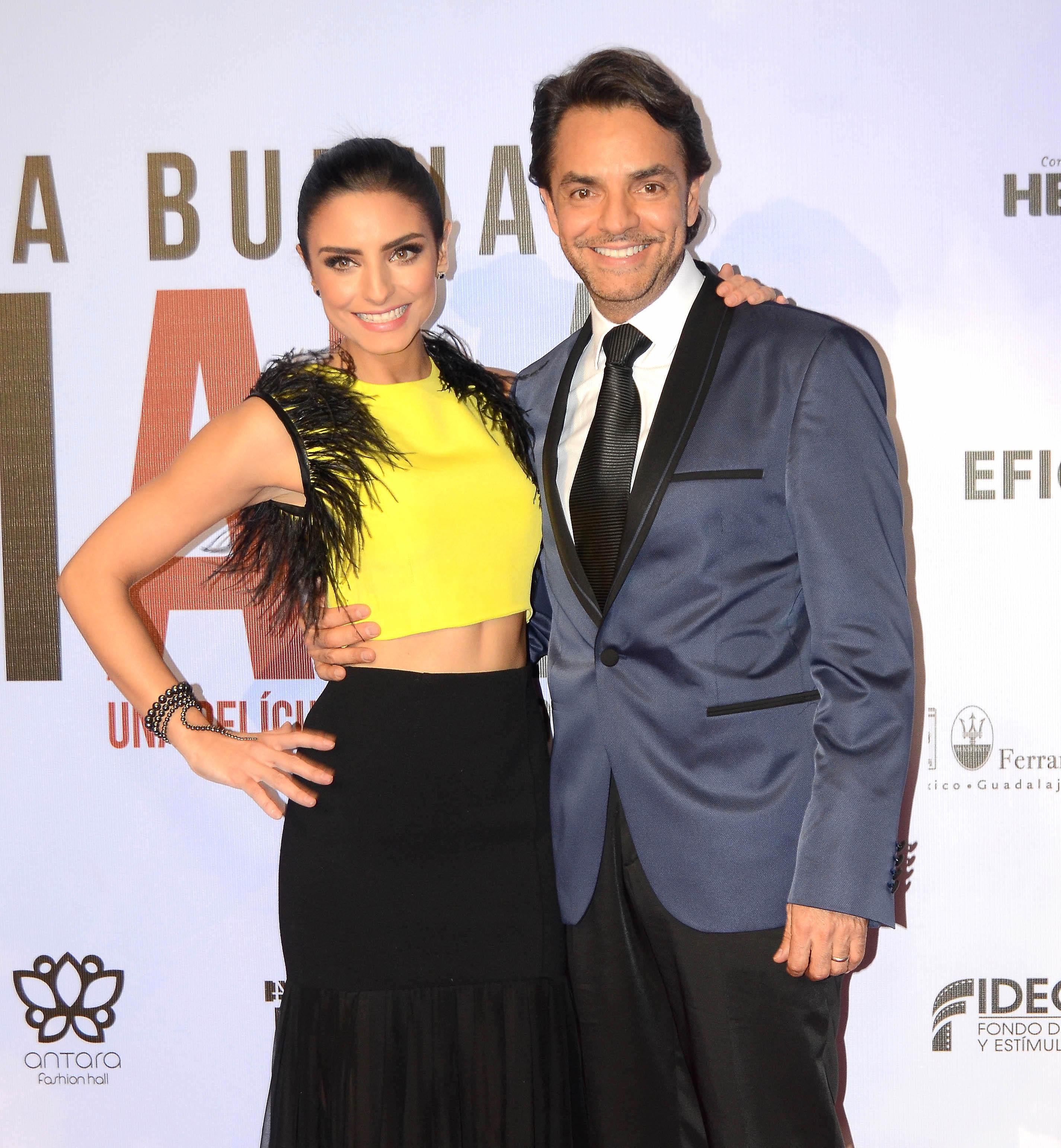 Aseguran que Eugenio Derbez pagó la boda de su hija ...