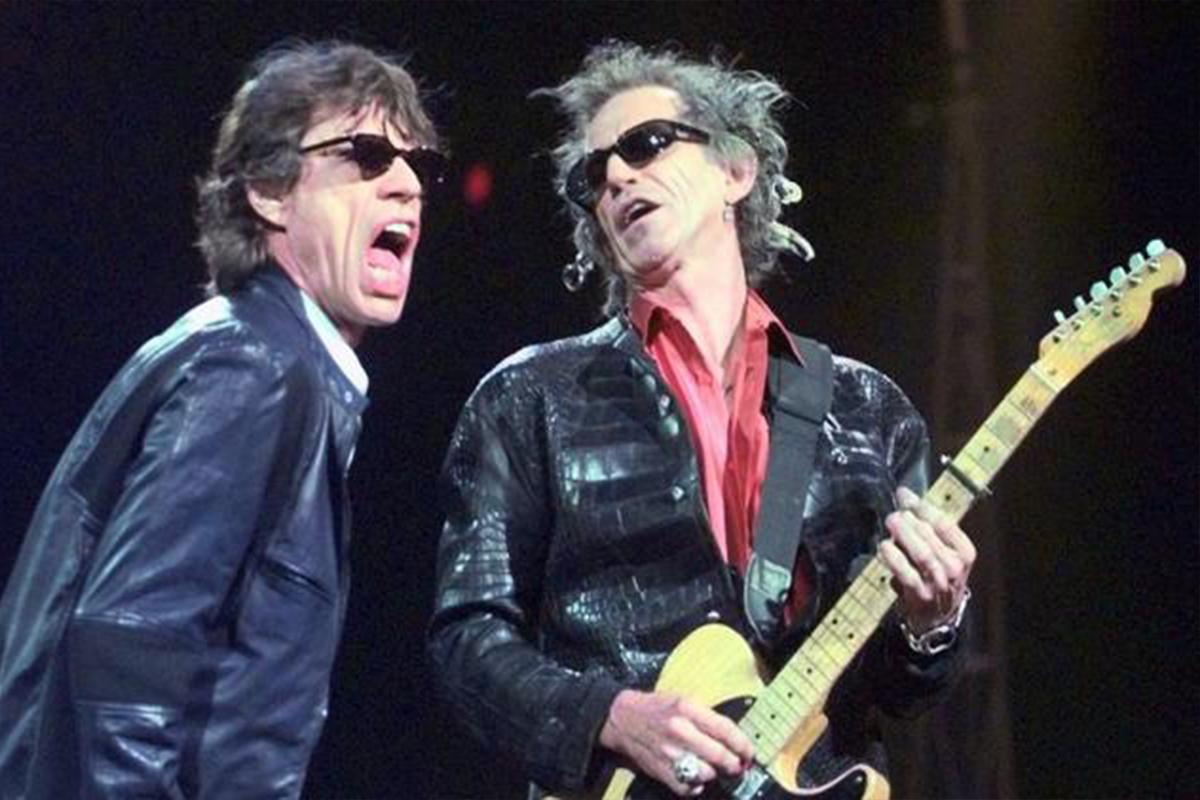 Por Laringitis De Jagger, The Rolling Stones Suspende Show