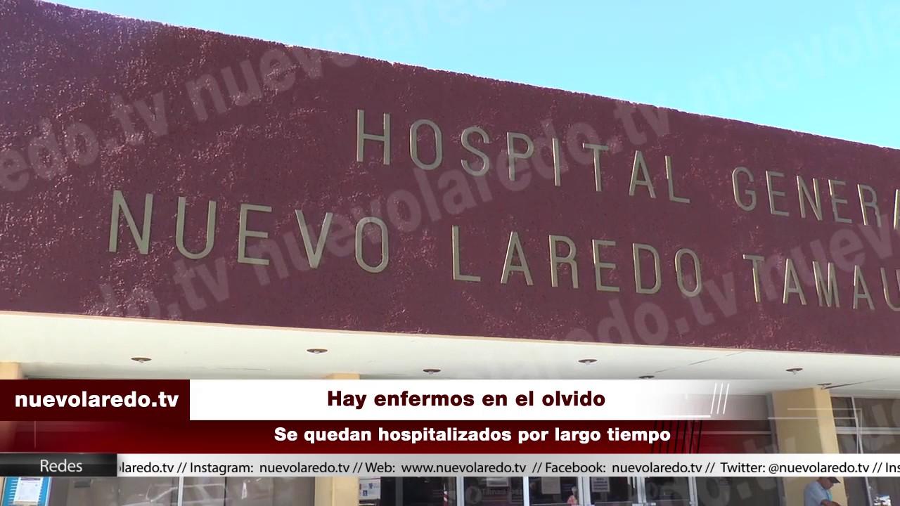 Familiares lo olvidaron 2 a os en el hospital hasta que - El clima en laredo texas ...