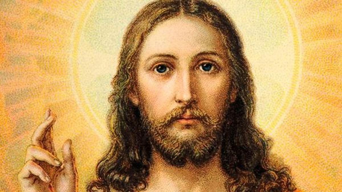El Jesús real y el Jesús ficticio: su fisonomía 58dc171e9edfc-cristo
