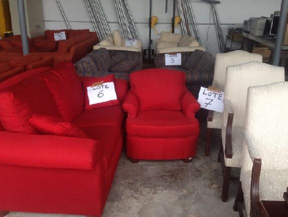 Invita consulado de eeuu a subasta de muebles for Muebles baratos remate