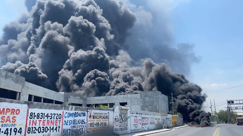Incendio y explosión en planta de Protexa en NL deja dos muertos y cuatro  lesionados - nuevolaredo.tv